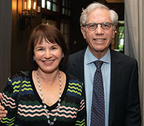 Photo of Dr. Bruce and Toni Berger. Link to their story.
